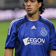 NLD/Amsterdam/20080808 - LG Tournament 2008 Amsterdam, Ajax v Arsenal, Luis Suarez