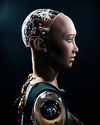 SingularityNetis currently working on creating an open source decentralized AI platform running on theblockchain. This network of AIs will provide AI as a service in an unprecedentedly diverse and open way.<br /> As well as a superior practical service, theSingularityNetwill serve as a platform for the self-organization and emergence of increasing levels of Artificial General Intelligence, via the collaborative activity of the AI developer and user communities and the AIs they build and use.<br /> The company is led by Dr. BenGoertzel, renowned as the father of Artificial General Intelligence, the leader of theOpenCogAGI project and the organizer of the prestigious annual AGI conference series.<br /> The first complex AI system to be realized on theSingularityNETwill be an AI brain forSophia Hanson— the most sophisticated humanoid robot ever built.<br /> This Year Saudi Arabia granted the status of Citizen to Sophia, that became the first robot to be recognized as a citizen.<br /> The new version of Sophia's mind, currently under development bySingularityNETin conjunction with Hong Kong firm Hanson Robotics, will be a core node of theblockchain. Her intelligence will be plugged in the network for everyone's benefit and will also receive input and wisdom from everyone's algorithms. Sophia's mind will be constantly fed with new content fromSingularityNET, while at the same time helping to power the network with its human-like intelligence.<br />