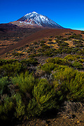 "Teide National Park, Parque nacional del Teide. The volcanic Mount Teide, or Pico del Teide, Tenerife, Canary Islands - at 3,718 high, it's the third highest volcano in the world after Hawaii, rising 7,500m from the ocean floor. This mage can be licensed via Millennium Images. Contact me for more details, or email mail@milim.com For prints, contact me, or click ""add to cart"" to some standard print options."