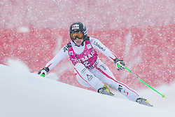 20.01.2013, Olympia delle Tofane, Cortina d Ampezzo, ITA, FIS Weltcup Ski Alpin, Super G, Damen, im Bild Regina Sterz (AUT) // Regina Sterz of Austria in action during the ladies Super G of the FIS Ski Alpine World Cup at the Olympia delle Tofane course, Cortina d Ampezzo, Italy on 2013/01/20. EXPA Pictures © 2013, PhotoCredit: EXPA/ Johann Groder