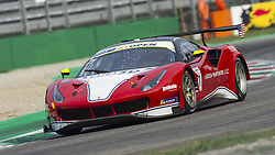 September 22, 2018 - Luzich Racing (West/Rugolo) at Ascari during Qualifying session for Race 1 of International GT Open in Monza. (Credit Image: © Riccardo Righetti/ZUMA Wire)