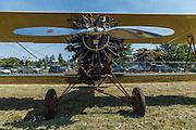 Travelair at Oregon Aviation Historical Society.