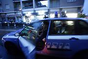 Torino, controlli ed interventi notturni della Polizia di Stato  rientro all'alba in Questura