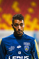 Sofiane Daham  during the French Ligue 2 match between Quevilly Rouen and Sochaux at Stade Robert Diochon on August 4, 2017 in Rouen, France. (Photo by Philippe Le Brech /Icon Sport)