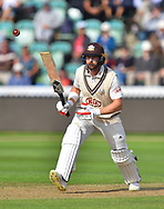 Mark Stoneman of Surrey batting during the opening day of the Specsavers County Champ Div 1 match between Somerset County Cricket Club and Surrey County Cricket Club at the Cooper Associates County Ground, Taunton, United Kingdom on 18 September 2018.