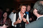 CORNELIA PARKER, Opening of Eadweard Muybridge and Rachel Whiteread exhibitions. Tate Britain. Millbank. 6 September 2010. -DO NOT ARCHIVE-© Copyright Photograph by Dafydd Jones. 248 Clapham Rd. London SW9 0PZ. Tel 0207 820 0771. www.dafjones.com.