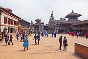 Vatsala Durga Temple, Durbar Square, Bhaktapur