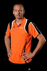 25-04-2013 VOLLEYBAL: NEDERLANDS MANNEN VOLLEYBALTEAM: ROTTERDAM<br /> Selectie Oranje mannen seizoen 2013-2014 / Trainer Henk-Jan Held<br /> ©2013-FotoHoogendoorn.nl