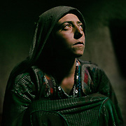 Woman named Omina. <br /> The traditional life of the Wakhi people, in the Wakhan corridor, amongst the Pamir mountains.