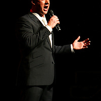Russell Watson performing live at the Lowry Theatre, Salford, 2011-03-27