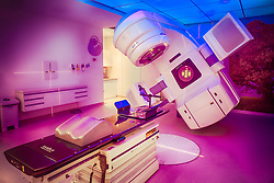 O Acelerador Linear Trilogy do COR - Sistema Mãe de Deus de saúde. FOTO: Jefferson Bernardes/Preview.com