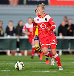 Bristol Academy's Sophie Ingle - Photo mandatory by-line: Paul Knight/JMP - Mobile: 07966 386802 - 09/05/2015 - SPORT - Football - Bristol - Stoke Gifford Stadium - Bristol Academy Women v Arsenal Ladies FC - FA Women's Super League