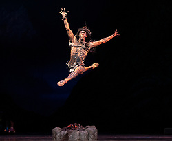 La Bayadere <br /> A ballet in three acts <br /> Choreography by Natalia Makarova <br /> After Marius Petipa <br /> The Royal Ballet <br /> At The Royal Opera House, Covent Garden, London, Great Britain <br /> General Rehearsal <br /> 30th October 2018 <br /> <br /> STRICT EMBARGO ON PICTURES UNTIL 2230HRS ON THURSDAY 1ST NOVEMBER 2018 <br /> <br /> Marianela Nunez as Nikiya <br /> A Bayadere and a temple dancer <br /> <br /> Vadim Muntagirov as Solor <br /> A warrior <br /> <br /> Natalia Osipova as Gamzatti <br /> <br /> Gary Avis as The High Brahmin <br /> <br /> Thomas Whitehead as Rajah <br /> <br /> Luca Acri as Magdaveya Head Fakir <br /> <br /> Kristin McNally as Aya <br /> <br /> Nicol Edmonds as Solor's friend <br /> <br /> Claire Calvert <br /> Fumi Kaneko <br /> And artists of the Royal Ballet <br /> D'Jampee dancers <br /> <br /> Leticia Dias, Elizabeth Harrod, Meaghan Grace Hinkis, Romany Pajdak, Claire Calvert, Mayara Magri, Itziar Mendizabal, Beatriz Stix-Brunnell, Reece Clarke, Nicol Edmonds - Pas d'action <br /> <br /> Yuhui Choe, Yasmine Naghdi, Akane Takada - the Shades <br /> <br /> Alexander Campbell - the Bronze idol <br /> <br /> Photograph by Elliott Franks Royal Ballet's Live Cinema Season - La Bayadere is being screened in cinemas around the world on Tuesday 13th November 2018 <br />