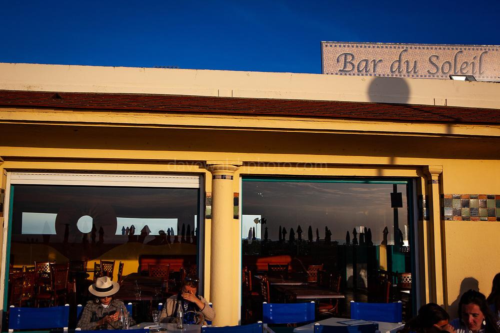 Bar du Soleil, Deauville, Normandy, France