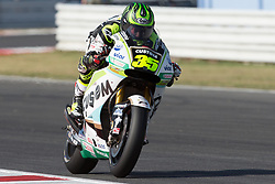 September 8, 2017 - Misano Adriatico, RN, Italy - Cal Crutchlow of LCR Honda during the Free Practice 1 of the Tribul Mastercard Grand Prix of San Marino and Riviera di Rimini, at Misano World Circuit ''Marco Simoncelli'', on September 08, 2017 in Misano Adriatico, Italy  (Credit Image: © Danilo Di Giovanni/NurPhoto via ZUMA Press)