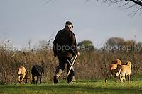 Luton Hoo Estate Shoot, 21st November 2013