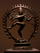 Siva Nataraja, 'king of the dance' 11th century, Chola dynasty (850-1100 AD) bronze sculptureTamil Nadu, India