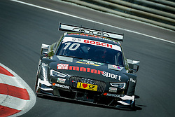 21.05.2016, Red Bull Ring, Spielberg, AUT, DTM, Red Bull Ring Spielberg, Training, im Bild Timo Scheider (GER / Audi Sport Team Phoenix) // during the free practice of the DTM at the Red Bull Ring, Spielberg, Austria on 2016/05/21, EXPA Pictures © 2016, PhotoCredit: EXPA/ Erwin Scheriau
