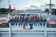 2020 Miami Hurricanes Swimming & Diving Photo Day