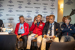 Draw Nations Cup Final<br /> FEI Jumping Nations Cup Final<br /> Barcelona 2019<br /> © Hippo Foto - Dirk Caremans<br />  02/10/2019
