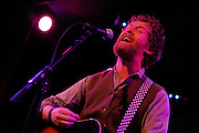 Glen Hansard of The Frames performs at afterparty for The Music of R.E.M. at Carnegie Hall held at City Winery in NYC.