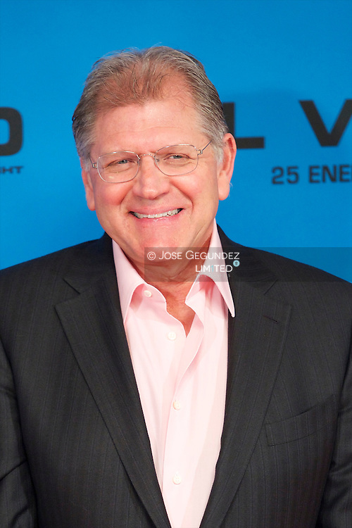 Director Robert Zemeckis attends the 'Flight' photocell at Villamagna Hotel on 22 January, 2013 in Madrid