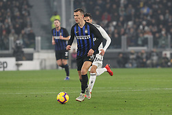 December 7, 2018 - Milan, Piedmont, Italy - Ivan Perisic (FC Internazionale) during the Serie A football match between Juventus FC and FC Internazionale at Allianz Stadium on December 07, 2018 in Turin, Italy..Juventus won 1-0 over Internazionale. (Credit Image: © Massimiliano Ferraro/NurPhoto via ZUMA Press)