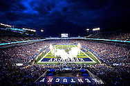 Commonwealth Stadium. <br /> <br /> The University of Kentucky football team defeats Missouri 21-13 at Commonwealth Stadium in Lexington, Ky., on Saturday, September 26, 2015.<br /> <br /> Photo by Elliott Hess   UK Athletics