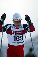 Langrenn, 17. november 2002, Beitostølen, Svein Tore Sinnes, Tonstad