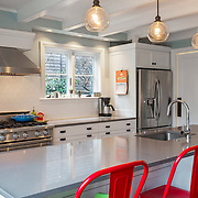 Seattle residence remodel by Axiom Design Build