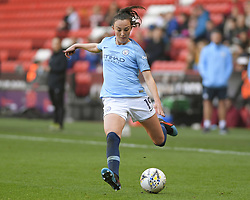 February 23, 2019 - Sheffield, England, United Kingdom - Caroline Weir (Manchester City) during the  FA Women's Continental League Cup Final  between Arsenal and Manchester City Women at the Bramall Lane Football Ground, Sheffield United FC Sheffield, Saturday 23rd February. (Credit Image: © Action Foto Sport/NurPhoto via ZUMA Press)