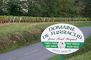 domaine fussiacus macon burgundy france