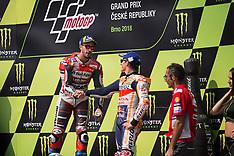 Grand Prix of the Czech Republic - 05 August 2018