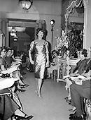 1961 - Fashion Show: Irene Gilbert Autumn/Winter Collection