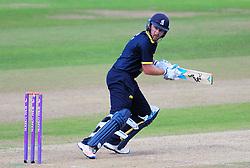 Ian Bell of Warwickshire in action.  - Mandatory by-line: Alex Davidson/JMP - 29/08/2016 - CRICKET - Edgbaston - Birmingham, United Kingdom - Warwickshire v Somerset - Royal London One Day Cup semi final