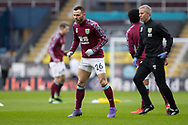 Burnley defender Phillip Bardsley (26)warming up before     the FA Cup match between Burnley and Milton Keynes Dons at Turf Moor, Burnley, England on 9 January 2021.