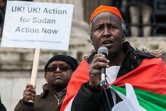 2019-02-02 Sudanese protest against al-Bashir