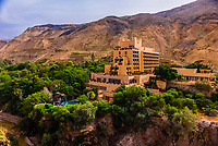 Evason Ma'in Hot Springs Resort, Jordan.