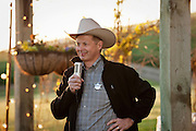 Ted Baseler at Spring Valley Vineyard