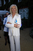 COUNTESS FILIPPO GUERRINI-MARALDI . Cartier dinner after thecharity preview of the Chelsea Flower show. Chelsea Physic Garden. 23 May 2005. ONE TIME USE ONLY - DO NOT ARCHIVE  © Copyright Photograph by Dafydd Jones 66 Stockwell Park Rd. London SW9 0DA Tel 020 7733 0108 www.dafjones.com