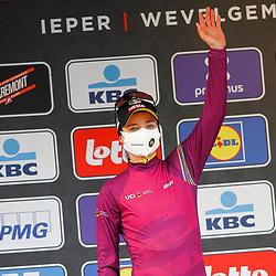 28-03-2021: Wielrennen: Gent-Wevelgem: Wevelgem <br />Marianne Vos is de nieuwe leidster in de Worldtour