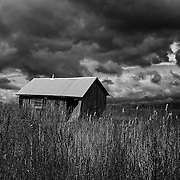 """Overtaken by Clouds""<br />