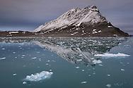 Signehamna, Svalbard, Norway, Arctic