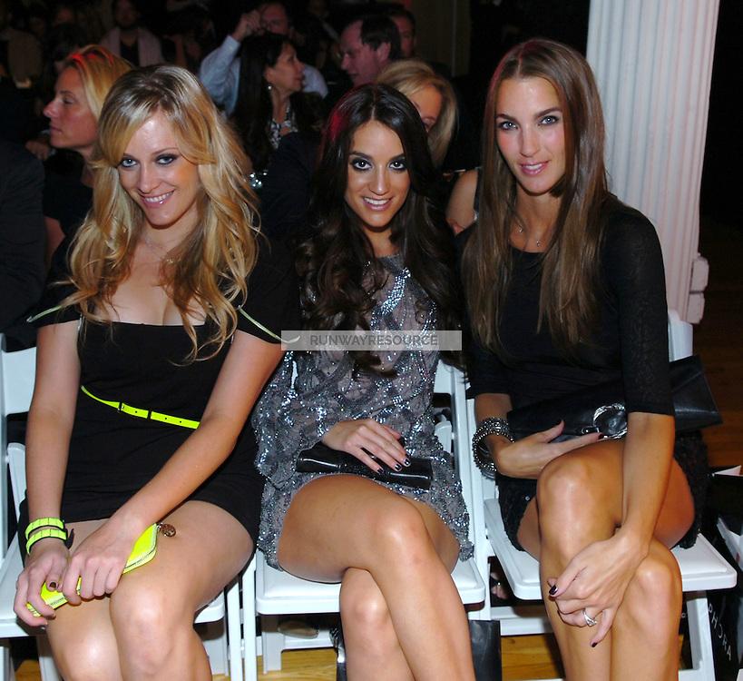 Nikki Laura Cohen, Shallon Lester and Sarah McLynn .
