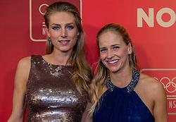 21-12-2016 NED: Sportgala NOC * NSF 2016, Amsterdam<br /> In de Amsterdamse RAI vindt het traditionele NOC NSF Sportgala weer plaats / Manon Nummerdor-Flier en Marleen Ramond-van Iersel