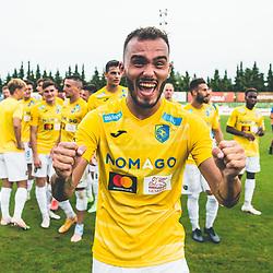 20210822: SLO, Football - Prva Liga Telemach Slovenije 2021/22, NK Bravo vs NK Olimpija