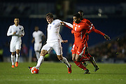 John Swift, England U21 in action during the UEFA European Championship Under 21 2017 Qualifier match between England and Switzerland at the American Express Community Stadium, Brighton and Hove, England on 16 November 2015.