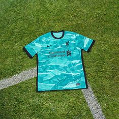 2020-08-14 Liverpool new Nike away kit