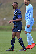 Leeds United Ethan Kachosa during the U18 Professional Development League match between Coventry City and Leeds United at Alan Higgins Centre, Coventry, United Kingdom on 13 April 2019.