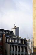 Belgie, Arlon, 20-10-2010Staarbeeld in deze stad in de belgische ardennen, provincie luxemburg, luxembourg.Foto: Flip Franssen/Hollandse Hoogte